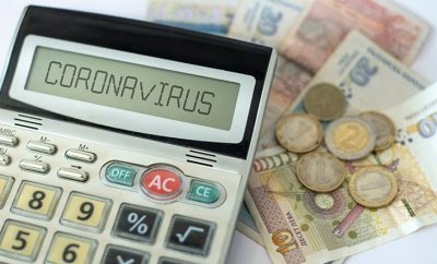 Financial Portfolio Adjustment Amid Coronavirus Pandemic