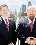 Joshua Cross and  Paul Espey, CFP®, Financial Advisor from Des Moines, Iowa