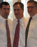 Timothy McMullan, James Cook and Timothy McFadden, Financial Advisor from Great Neck, New York